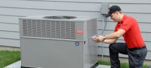 Commercial & Residential HVAC Installations
