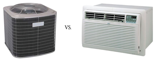 Determining Whether an Air Conditioner Unit is Better than a Window Unit
